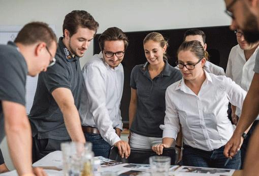 SAP HCM: Unternehmens- und Mitarbeiterverwaltung